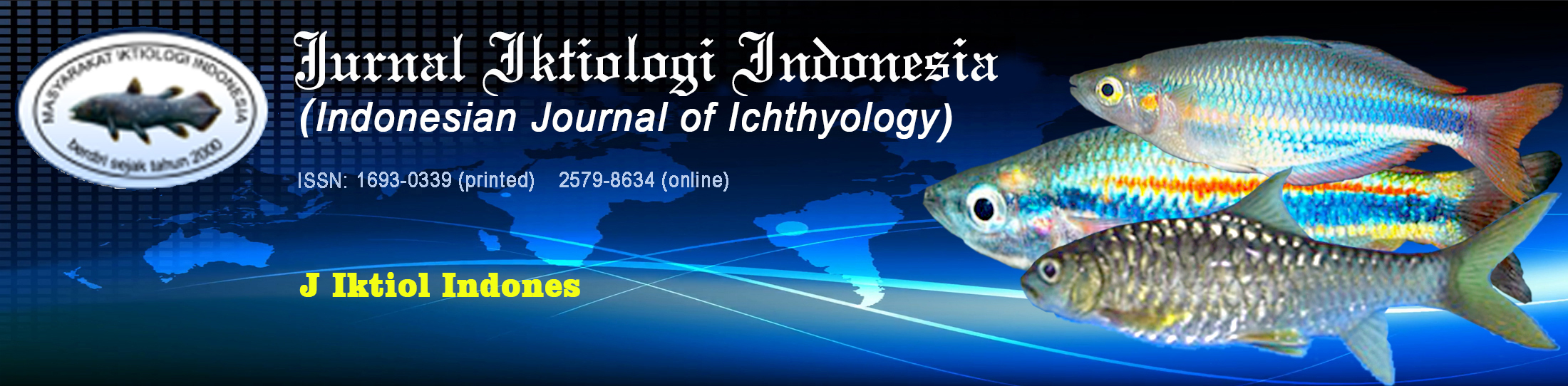 Jurnal Iktiologi Indonesia