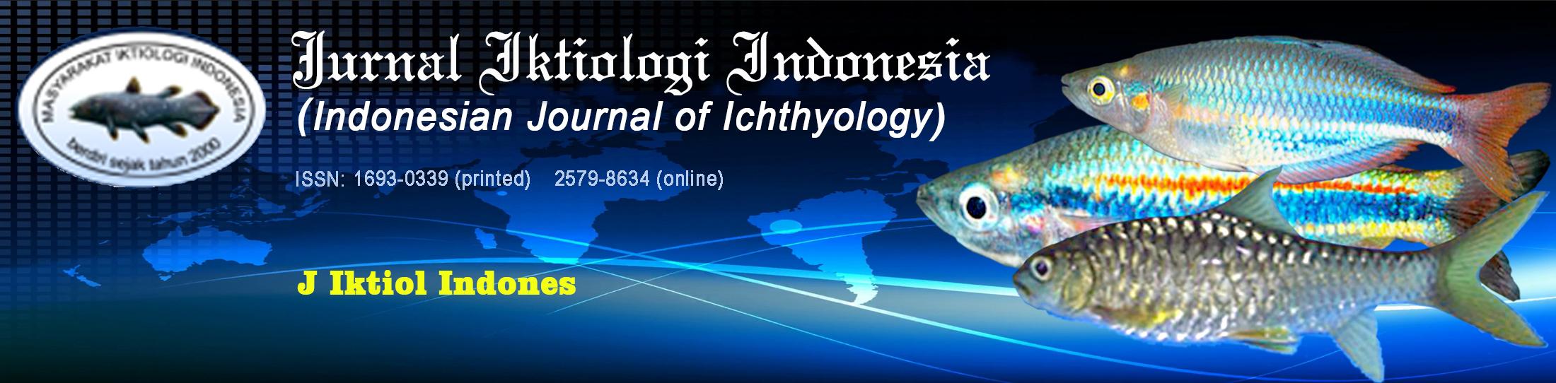 Jurnal Iktiologi Indonesia